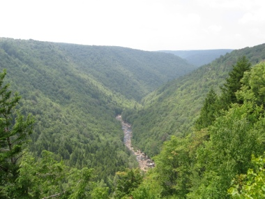 Blackwater Canyon, WV