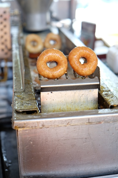 Yum, these donuts were amazing!